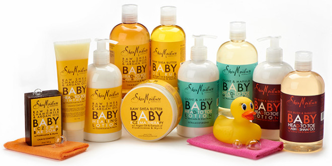 The Natural Baby Hair Products-A Safe Choice for the Infants -